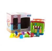 """Интерактивный сортер-куб """"Fancy Cube"""" JIADIHONG. 39001"""