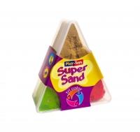 """Кинетический песок """"Tri Color"""" (3 x 100 г) РТ Play-Toys. 39435"""