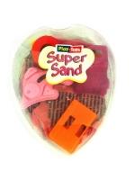 Кинетический песок с формочками Play-Toys. 39436