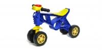"Мотоцикл пластиковый ""Беговел-2"" (синий) Орион. 40310"