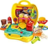 "Набор пластилина ""Снэк бар"" в чемоданчике Bowa. 39416"