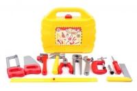"""Набор инструментов в чемоданчике """"Tools Set"""" (11 инструментов) Технок. 37936"""