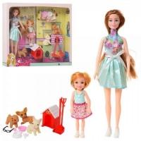 "Набор кукол с питомцами ""Sariel"" JIADIHONG. 38479"