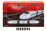 """Железная дорога """"Rail Track"""", 28 элементов + поезд XINJIAFENG TOYS. 36832"""
