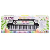 """Синтезатор с микрофоном """"Music"""" (37 клавиш) JIADIHONG. 38856"""