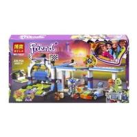 """Конструктор """"Friends: Автомойка"""", 339 деталей BELA. 36662"""
