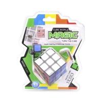 Кубик Рубика с таймером 3 х 3 х 3 JIADIHONG. 35689