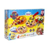 """Тесто для лепки """"Master-Do: Шеф-Повар. Кулинария"""" MEGA BOX (укр) Dankotoys. 39409"""