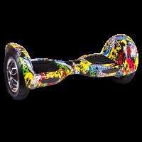 Гироборд Smart Balance U8 - 10 дюймов Hip-Hop Yellow (Хип-Хоп Желтый). 31215