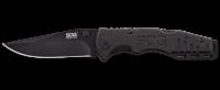Нож SOG Salute Black Blade. 12580181