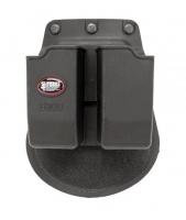 Подсумок Fobus для двух магазинов Glock 17/19. 23702358
