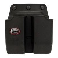 Подсумок Fobus для двух магазинов Glock 17/19. 23702357