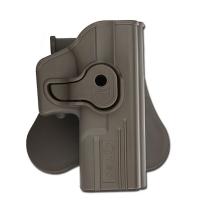 Кобура Cytac для Glock 19/23/32 вращающаяся ц:песочный. 23702412