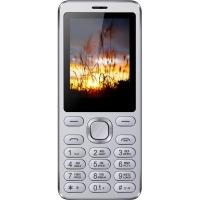 Мобильный телефон Nomi i2411 Silver. 47453