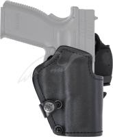 Кобура Front Line K4099 для Glock 43. Материал - Kydex. Цвет - черный. 23702362