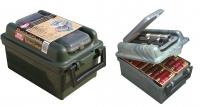 Коробка пластмассовая MTM SW-100 на 100 патронов кал. 12/76. Цвет – камуфляж. 17730626