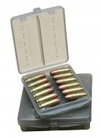 Коробка для патронов MTM кал. 9мм, 380 ACP. Количество - 18 шт. Цвет - дымчатый. 17730850