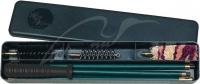 Набор для чистки MEGAline 08/3L012 кал. 12. Сталь/нейлон/шерсть. 14250069