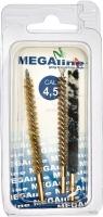 Набор ершиков MegaLine 127/14.5 кал. 4,5 мм. Латунь/нейлон/шерсть. 14250063