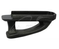 Набор пяток магазина Magpul Ranger Plate Gen M3 (3 шт.) противоударные резиновые черные. 36830024