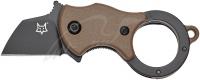 Нож Fox Mini-TA ц: coyote brown. 17530440