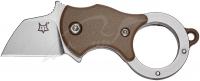 Нож Fox Mini-TA ц: coyote brown. 17530439