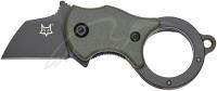 Нож Fox Mini-TA ц: олива. 17530444