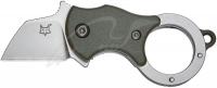 Нож Fox Mini-TA ц: олива. 17530443