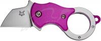 Нож Fox Mini-TA ц: розовый. 17530445