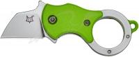 Нож Fox Mini-TA ц: зеленый. 17530441