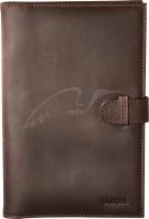 Папка для документов Harkila ц: коричневый. 17800827
