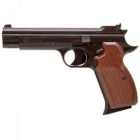 Пистолет пневматический SAS P 210 Blowback! Корпус - металл. 23701432