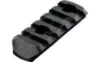 Планка Magpul MOE Polymer Rail Weaver/Picatinny на 5 ячеек пластиковая. 36830061
