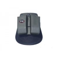 Подсумок Fobus для двух магазинов Glock 17/19. 23702356