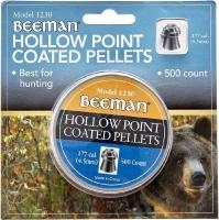 Пули пневматические (для воздушки) 4,5мм 0,47г (500шт) Beeman Hollow Point. 14290627