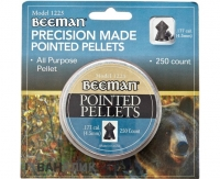 Пули пневматические Beeman Pointed 4,5 мм 250 шт/уп. 14290628