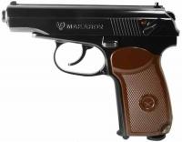 Пистолет пневматический SAS Makarov. Корпус - металл. 23701430
