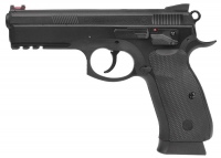Пистолет пневматический ASG CZ SP-01 Shadow Blowback. 23702880