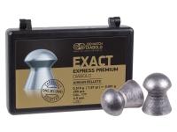 Пули пневматические (для воздушки) 4,5мм 0,51г (200шт) JSB Exact Express Premium. 14530545