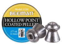 Пули пневматические (для воздушки) 4,5мм 0,47г (250шт) Beeman Hollow Point. 14290626