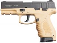 Пистолет стартовый Retay PT24 кал. 9 мм. Цвет - sand. 11950812