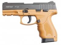 Пистолет стартовый Retay PT24 кал. 9 мм. Цвет - tan. 11950814