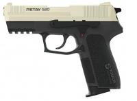 Пистолет стартовый Retay S20 кал. 9 мм. Цвет - satin. 11950618