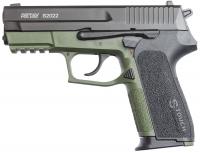 Пистолет стартовый Retay S2022 кал. 9 мм. Цвет - olive. 11950819