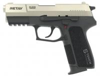 Пистолет стартовый Retay S22 кал. 9 мм. Цвет - satin. 11950622