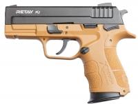 Пистолет стартовый Retay X1 кал. 9 мм. Цвет - tan. 11950805