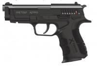 Пистолет стартовый Retay XPro кал. 9 мм. Цвет - black. 11950603