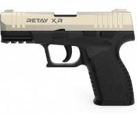 Пистолет стартовый Retay XR кал. 9 мм. Цвет - satin. 11950344
