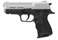 Пистолет стартовый Retay XTreme кал. 9 мм. Цвет - chrome. 11950608
