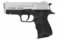 Пистолет стартовый Retay XTreme кал. 9 мм. Цвет - nickel. 11950609